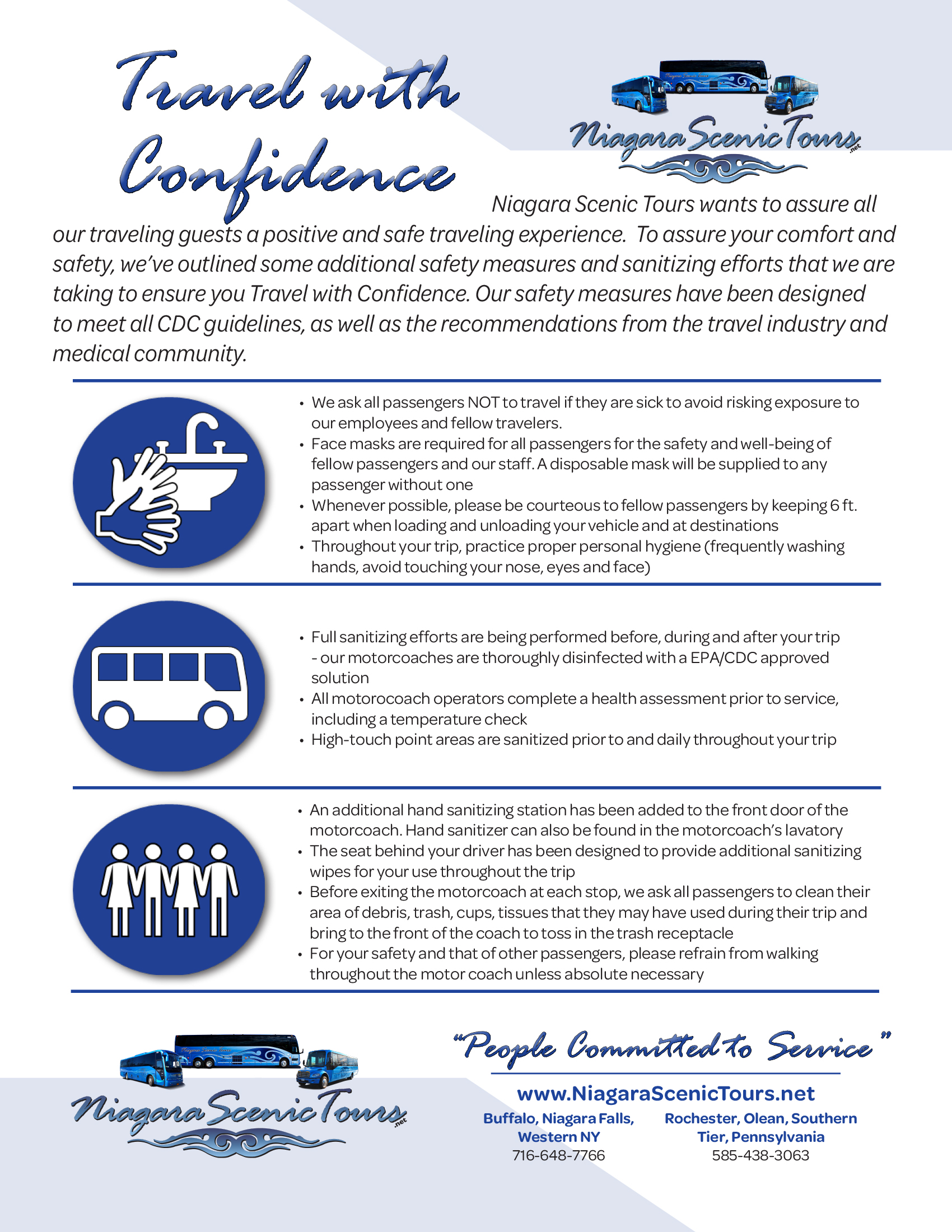 Travel with Confidence Flyer